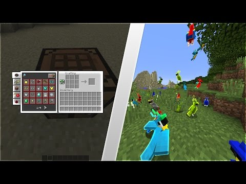 PARROTS COMING TO MINECRAFT 1.12? (Minecraft 17w14a Snapshot Review)