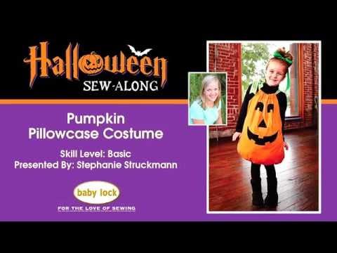 DIY Pumpkin Costume Project