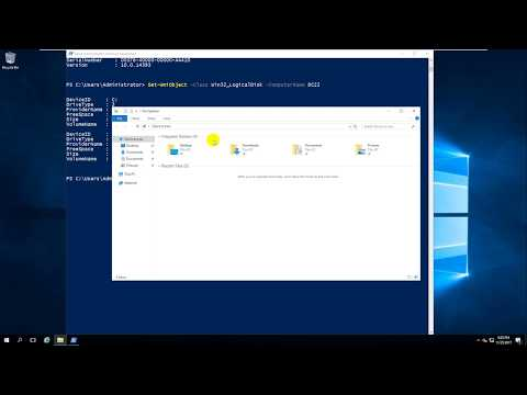 Using PowerShell - Collecting Information About Computers (Processor,Disks,RAM ...)