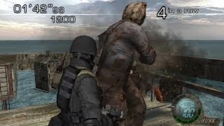 Resident Evil 5 PC Mod - Gun Turret Portable - PakVim net HD