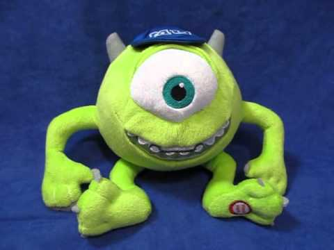 Hallmark Mike from Monster's Inc University - Product Demo Video