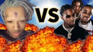 XxxTentacion VS Migos | Before They Were Famous