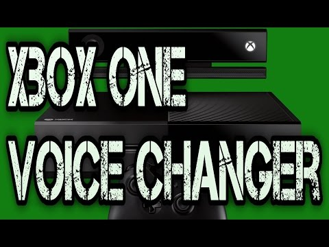 Free Xbox One Voice Changer (no wires)
