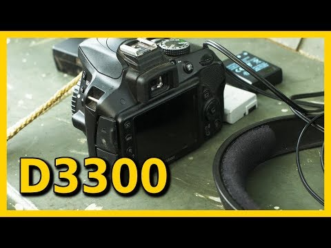 Nikon D3300 for Sale Used [SOLD!]