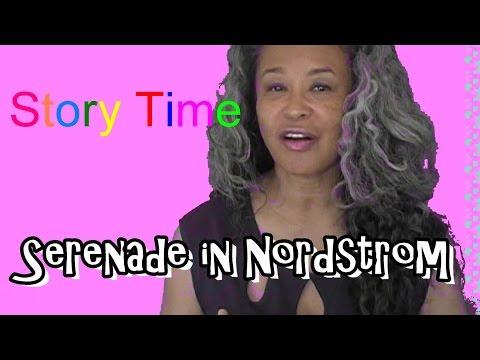 VINE Day 25:  Story Time: Serenade in Nordstrom