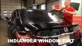 Indianola Window Tint Tinting A Honda Accord