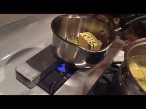 Herb Butter using Simmer Sticks Part 1