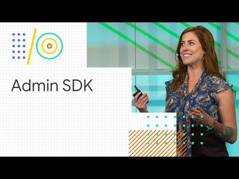 Integrate Firebase into your existing backend infrastructure (Google I/O '18)