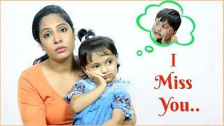 I Miss You 💕💖..... | #Vlog #DIML #ShrutiArjunAnand