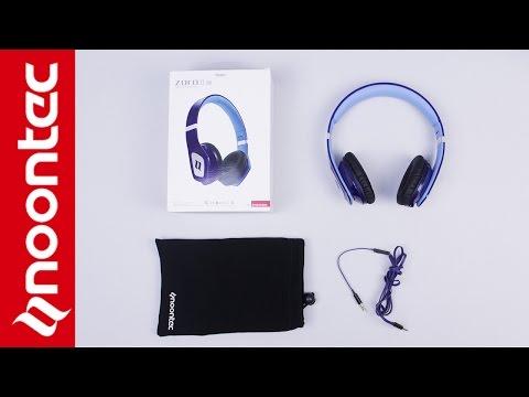 Unboxing / Mini reseña: Audífonos Noontec ZORO II HD + Cupones de Amazon