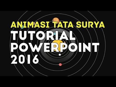 Cara Membuat Animasi Di Microsoft Power Point Free Download Gambar