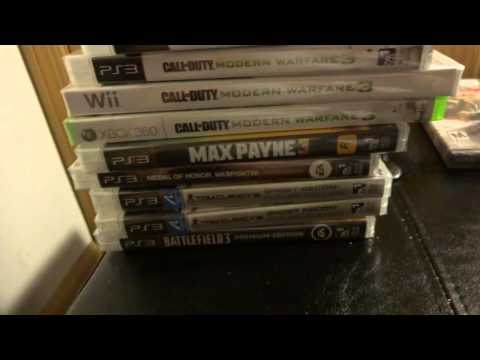 Black Friday SALES! - Ghost Recon, Medal of Honor, Max Payne 3 and MORE!!