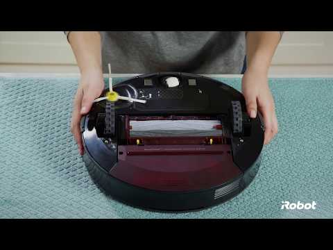 Roomba® 800 Series Extractors Care