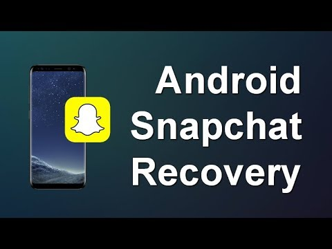 How to Recover Deleted Snapchat Photos and Videos on Android
