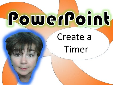 PowerPoint Countdown Timer using Animation