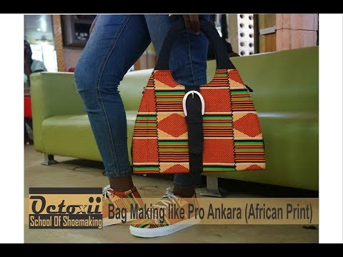 Bag making like pro Ankara