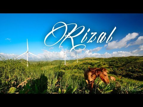 Regina Rosarii, Pililla Rizal WindMill and Antipolo Chuch - Destinations in Rizal