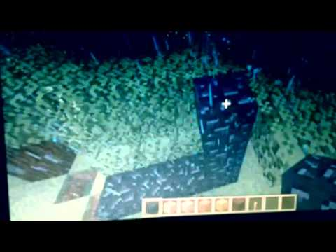 NETHER PORTAL FINALLY OUT FOR MINECRAFT POCKET EDITION