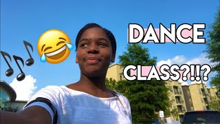 Download I TOOK A DANCE CLASS?!?!?| ShakirahScottVlogs Video