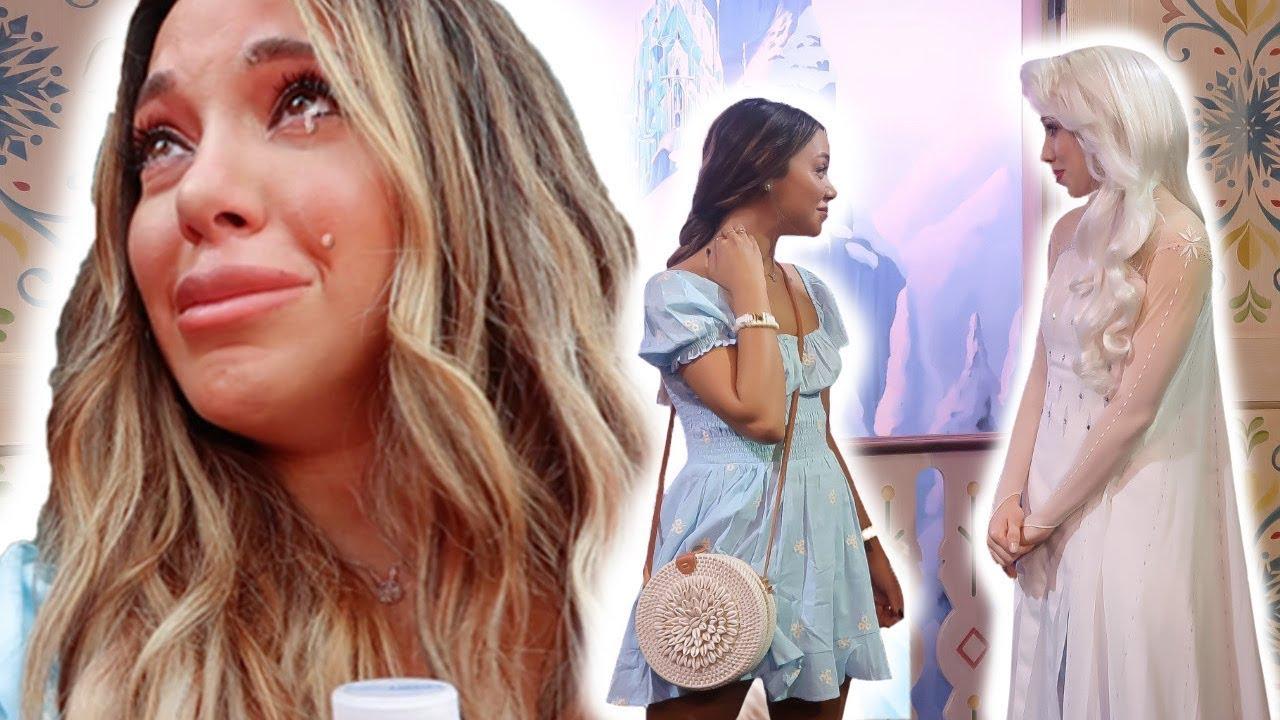 Elsa doesn't like me