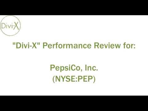 Your Favorite Stocks on Divi-X:  PepsiCo, Inc. (PEP)