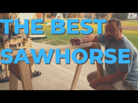 The Best Sawhorse