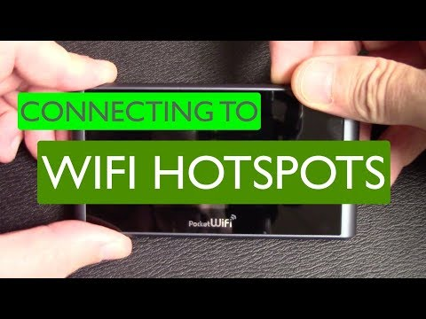 How to connect to a WiFi Hotspot - Deerfield Library eTutor