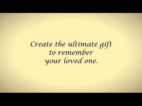 How To Make A Memorial Slideshow Tribute Video