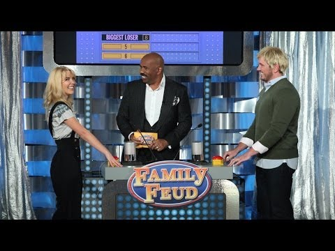 Exclusive! A Bonus Round of 'Family Feud'