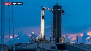 Lanzamiento de la NASA en VIVO