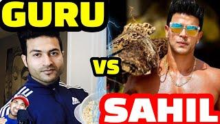 SAHIL KHAN vs GURU MANN KAUN JEETEGA ???