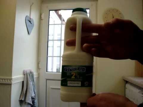 Ice Cold Milk Chug Attempt 1 Litre 2 Pints 34 Oz