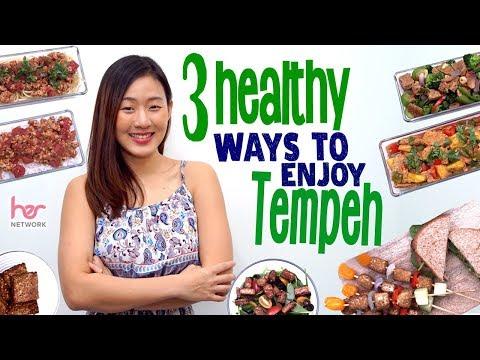 How to Cook & Eat TEMPEH (Vegan Superfood!) | Joanna Soh