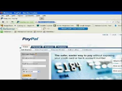 How to Use Paypal in Ban Countries