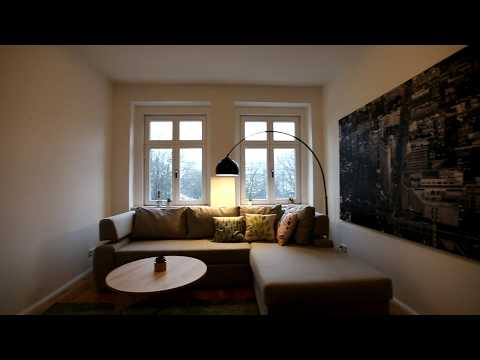 Modern 3-Room Flat with 2 Bedrooms in Berlin, Strausberger Platz