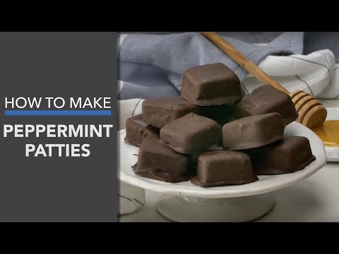 Homemade Peppermint Patties Recipe (A Paleo-Approved Treat)