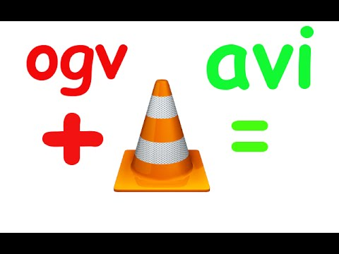 How To Convert OGV to AVI