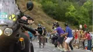 Vuelta de Espana stage 8 highlights 2012.08.25 (Contador, Froome, Rodriguez, Valverde) HD