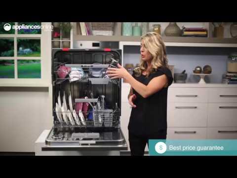 Asko D5436SS Under Bench Dishwasher Overview - Appliances Online