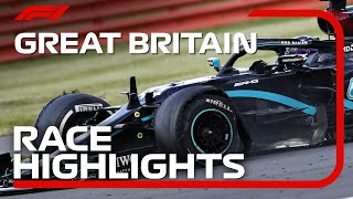 2020 British Grand Prix: Race Highlights