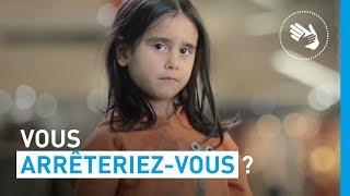 Petite fille seule : vous arrêteriez-vous ? Beaucoup de gens ne l'ont pas fait #pourunmondejuste