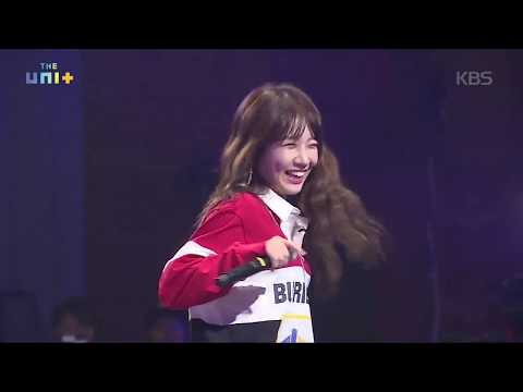 [The Unit 더유닛] 유나킴(디아크) 컷모음 Euna Kim(The Ark)'s cuts (BGM:Just the way you are - Bruno Mars)