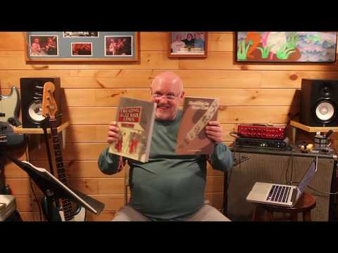 Real Bass Lessons  89 -  Using My Books 1