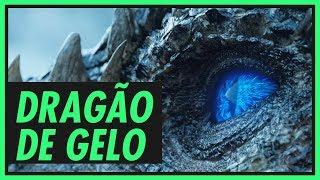 O DRAGÃO DE GELO É REAL! | GAME OF THRONES