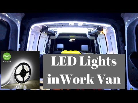 Download How to Add LED Strip Lights to Work Van