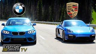 BMW M2 vs Cayman GTS | Dream Dilemma - Everyday Driver