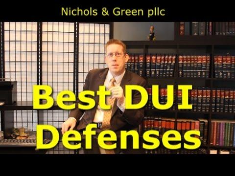 DUI attorney explains Best DUI Defenses in Virginia - Beating DWI in Va.