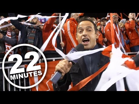 Do Canadians call it soccer or football? | 22 Minutes | Toronto FC vs Montreal Impact