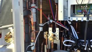 Commissioning climate system VRV MULTI V IV LG