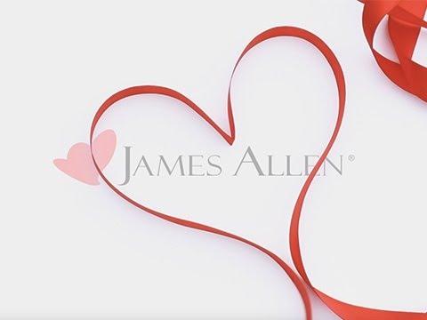Design Your Own Engagement Ring on JamesAllen.com